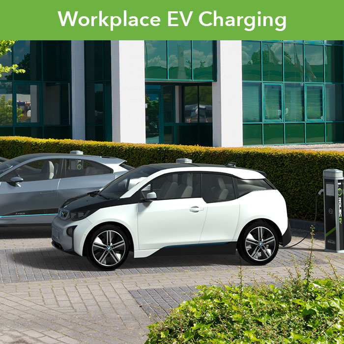 Workplace EV Charging